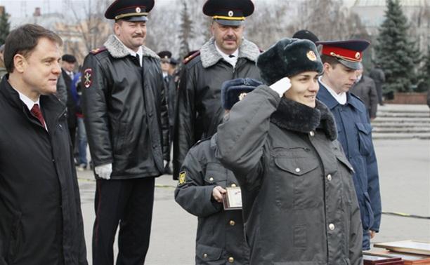 Сегодня День сотрудника органов Внутренних дел РФ