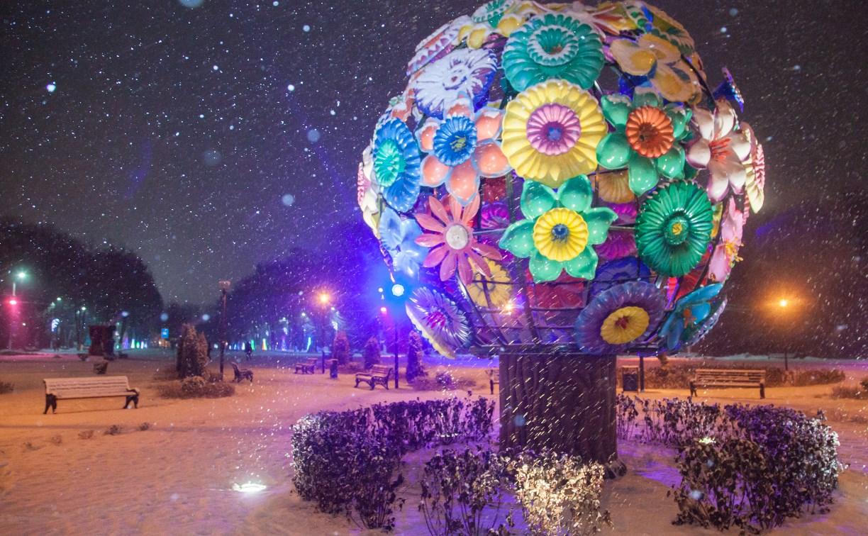 Тульские парки приглашают в выходные на зимние забавы
