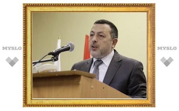 Из главы Ефремовского района в министры транспорта и дорожного хозяйства