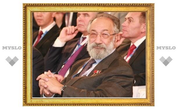 На экономический форум приехал Чилингаров