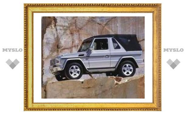 Mercedes построил новый папамобиль