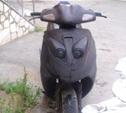Полицейские случайно задержали угонщика скутера