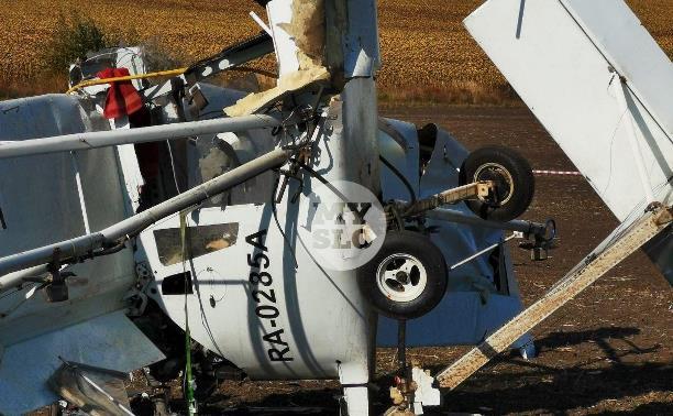 Разбившийся под Тулой самолёт три года назад уже падал в Тамбовской области