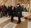 Колокольня в кремле станет единственным палехским храмом в области