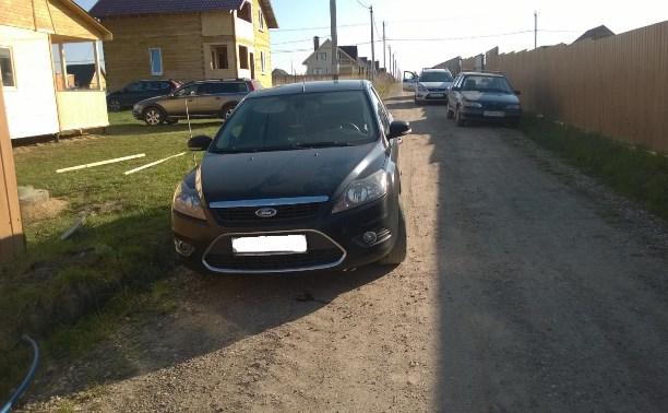В Венёве водитель, сдавая назад, сбил четырёхлетнего мальчика