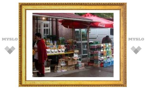 В Туле продолжается борьба с незаконными торговцами