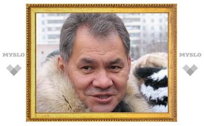 В Тульскую область приезжает Сергей Шойгу