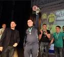 Дмитрий Аленичев принял участие в награждении лучших футболистов Тулы
