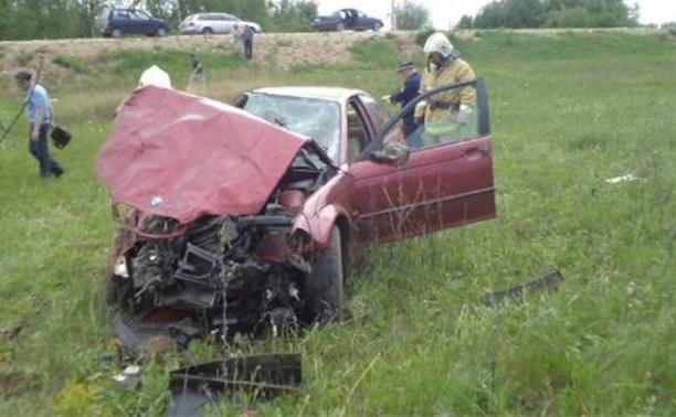 В аварии в Ясногорском районе погиб человек