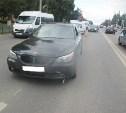 На проспекте Ленина водитель БМВ сбил велосипедиста