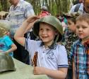 Как туляки отмечали День Победы в Центральном парке