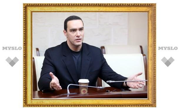 Советник тульского губернатора Александр Невский жалеет, что не смог проголосовать за Обаму
