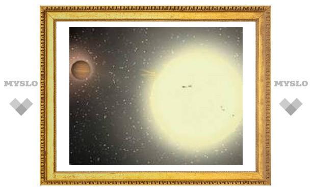 Ученые открыли самую большую планету во Вселенной