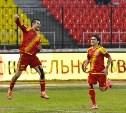 Автором первого мяча в сезоне за тульский «Арсенал» стал Игорь Шевченко