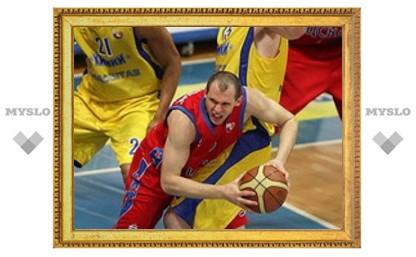 Баскетбольный клуб ЦСКА остался чемпионом России
