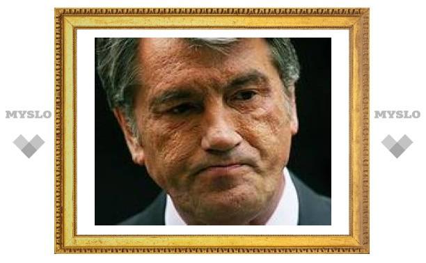Ющенко назначил консультации о роспуске Рады
