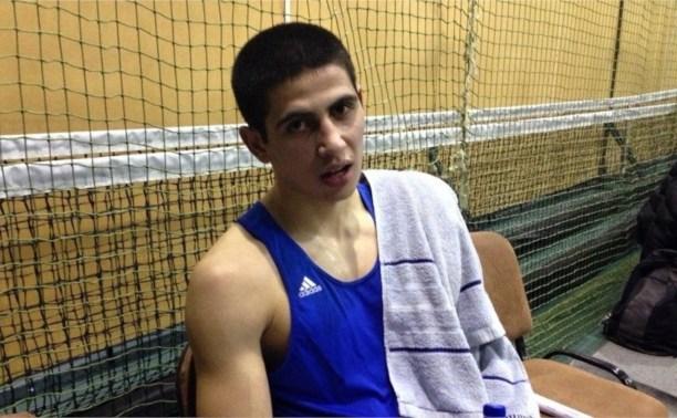 Тульский боксёр уступил в поединке в Турции