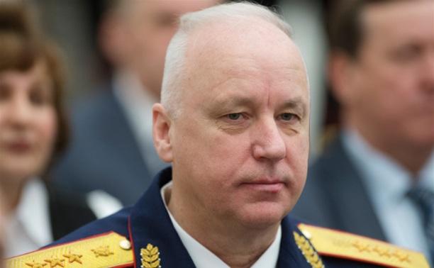 """Глава следственного комитета высказался за """"гипотетическую"""" смертную казнь"""