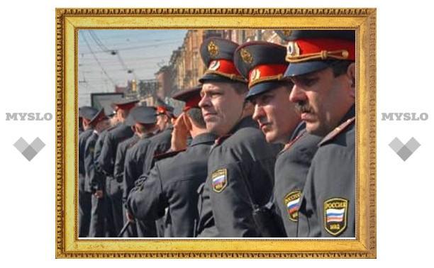 Покой туляков на Куликовом поле охраняло более 600 полицейских