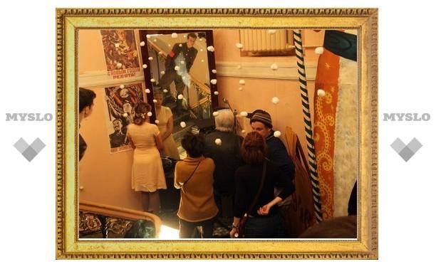 В Туле устроили новогодний бал