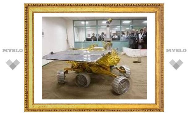 Китай представил атомный луноход