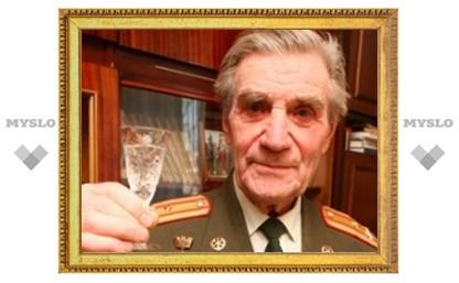 Тульские ветеранам выдадут «фронтовые треугольники»