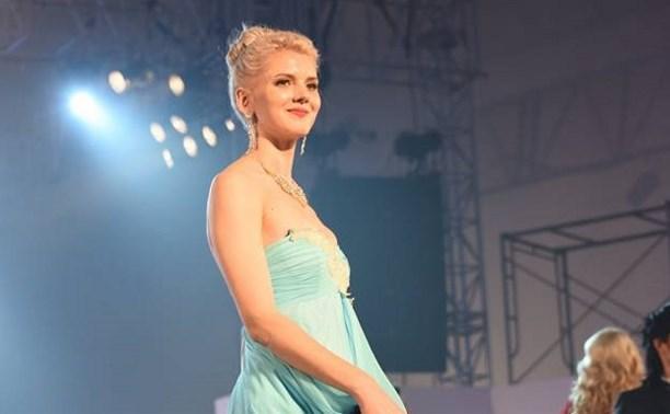 Тулячка завоевала корону международного конкурса красоты