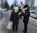 В Туле ловили пешеходов-нарушителей