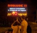 Автомобилисты отстоят в очереди на паром в Крым по 40 часов