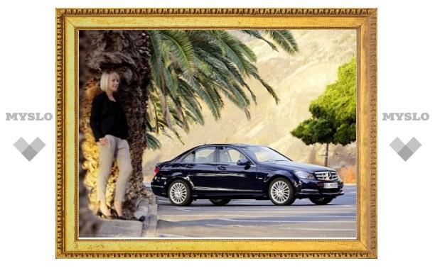 Рестайлинговый Mercedes-Benz C-Class получил новый бензиновый мотор