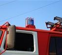Полиция выясняет обстоятельства возгорания ангара в Зареченском районе Тулы