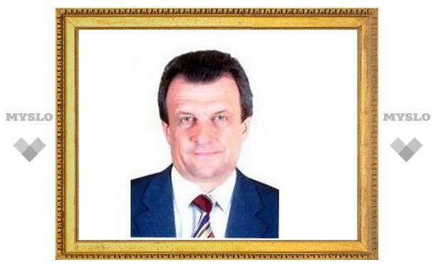 Тульскую область покидает Павел Жданов