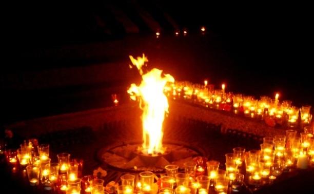 В Туле пройдёт акция «Свеча памяти»
