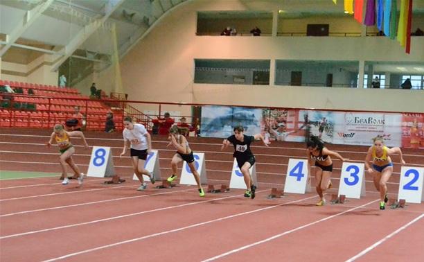 В Туле пройдут соревнования по легкой атлетике