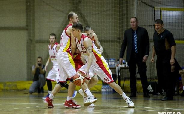 Баскетбольный «Арсенал» возглавил турнирную таблицу Суперлиги-2