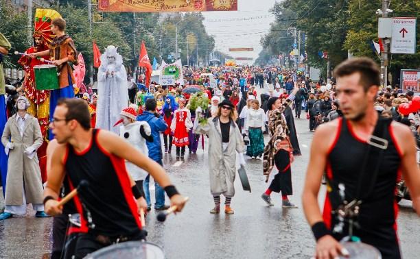 «Театральный дворик» – 2016 начнется с карнавала