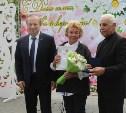 В Туле семейным парам вручили медали «За любовь и верность»