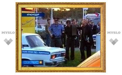 """В Краснодаре задержан """"эмир Адыгеи"""""""