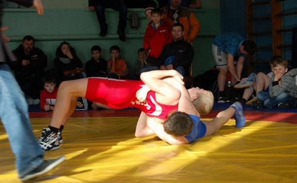 Тульские борцы-вольники привезли четыре медали из Белгорода