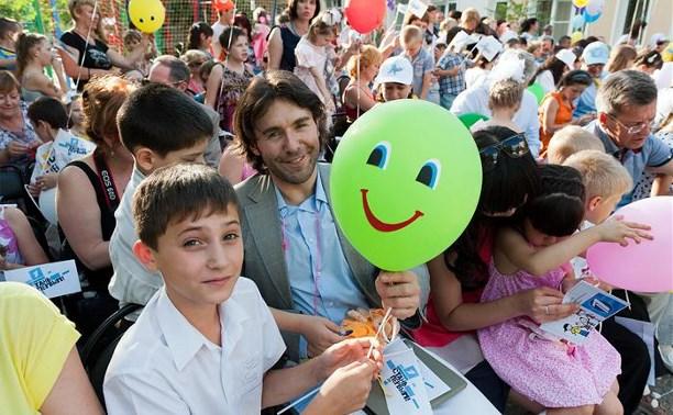 Звёзды Первого канала устроят в Туле благотворительную акцию