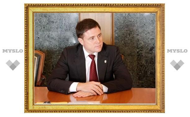 Владимир Груздев за перераспределение бюджета в пользу регионов