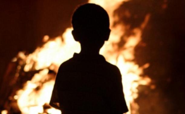 На пожаре в Пролетарском районе погиб трёхлетний ребёнок