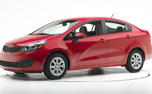 Kia Rio стал самым популярным автомобилем в Тульской области