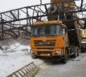 На месте ДТП на Венёвском шоссе работает комиссия по чрезвычайным ситуациям