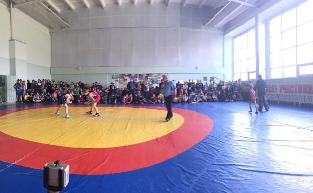 Туляки завоевали пять медалей на первенстве по вольной борьбе