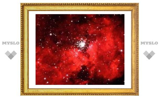 Обнаружена сама молодая сверхновая звезда нашей Галактики