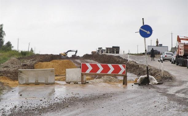 Качество ремонта тульских дорог в этом году выше