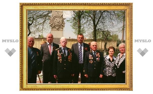 Тульские железнодорожники приняли участие в акции «Минута Памяти»