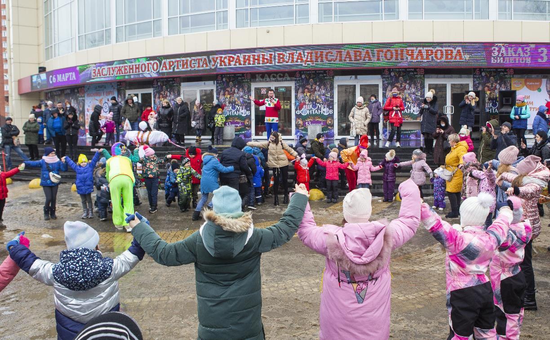 Широкая Масленица с Тульским цирком: проводы зимы прошли с аншлагом