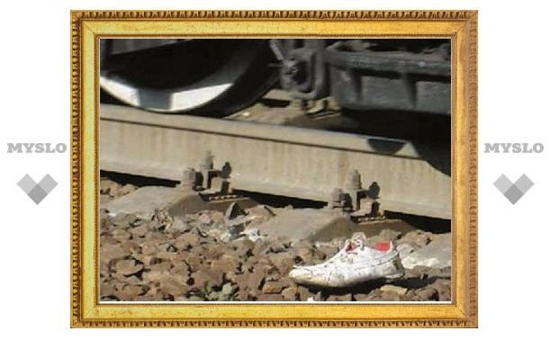 В Тульской области скорый поезд сбил ребенка